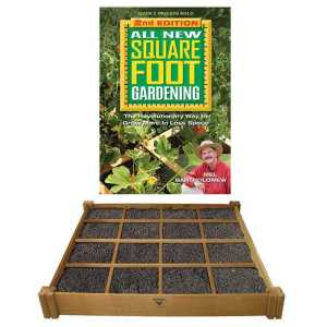 SquareFootGardeningKitWithBook