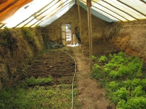 underground greenhouse manual