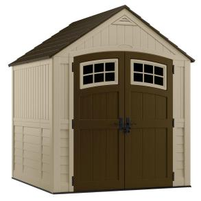 Shed Stock Photo